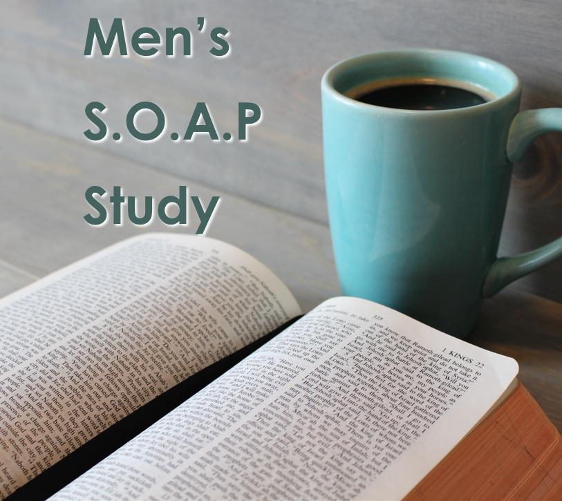 Men's S.O.A.P.