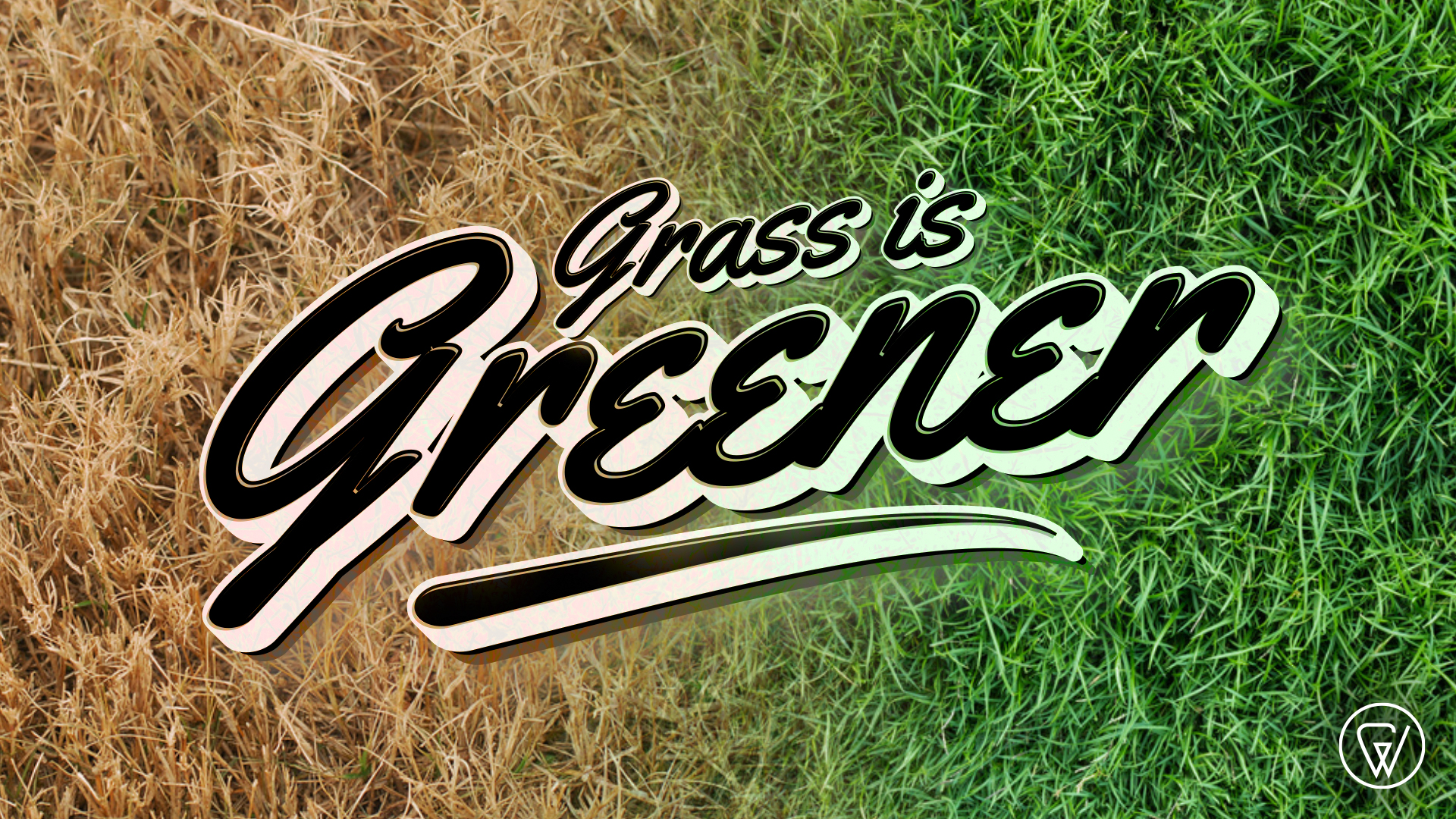 Grass Is Greener Title