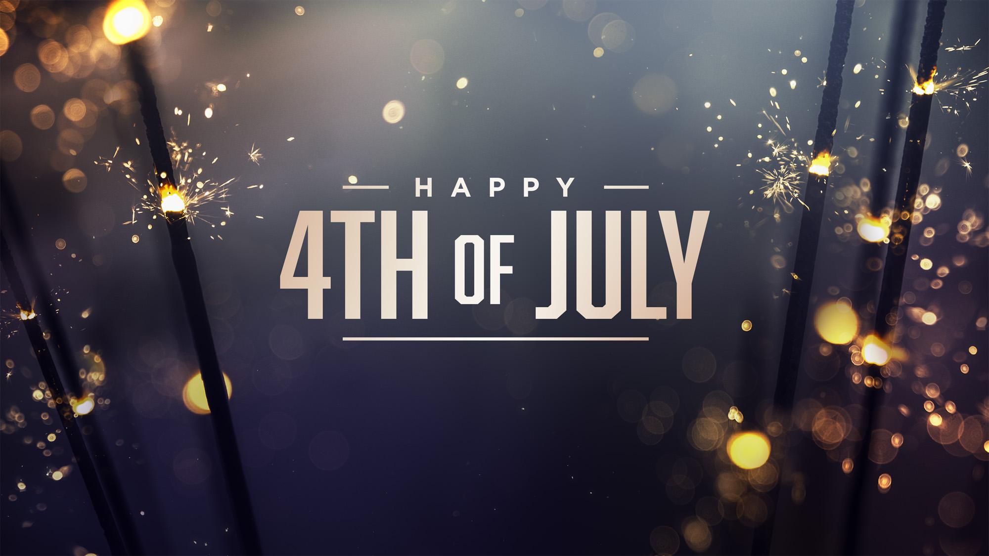 July 4th Service